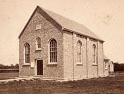 the new chapel